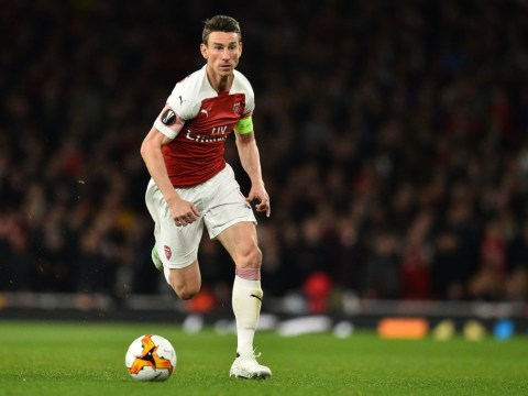 Arsenal name asking price for Laurent Koscielny as Borussia Dortmund look to do a deal