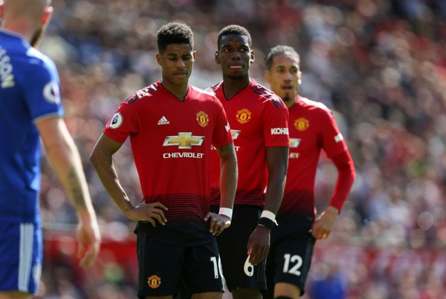 Eric Bailly liked posts slamming Manchester United stars Marcus Rashford and Paul Pogba