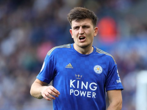 Manchester United fear Harry Maguire will reject Ole Gunnar Solskjaer and wants to sign for Manchester City