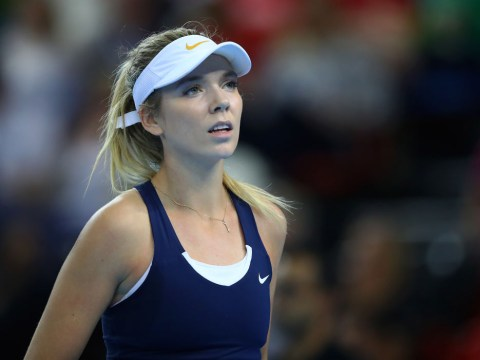 Katie Boulter out of Wimbledon as she fails to recover from Fed Cup back injury