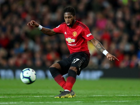 Manchester United flop Fred is target for new Roma manager Paulo Fonseca