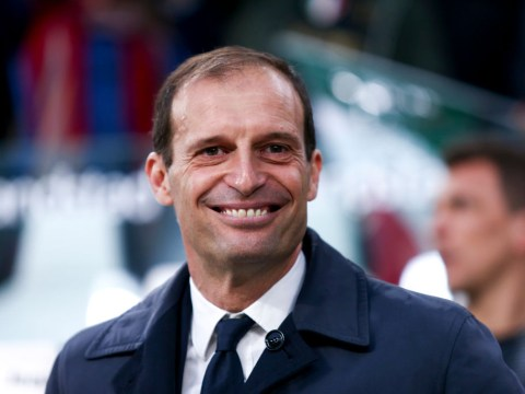 Massimiliano Allegri tells friends he is keen to replace Maurizio Sarri at Chelsea