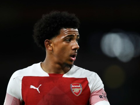Xavier Amaechi annoyed over Europa League final snub as fears grow over his Arsenal future
