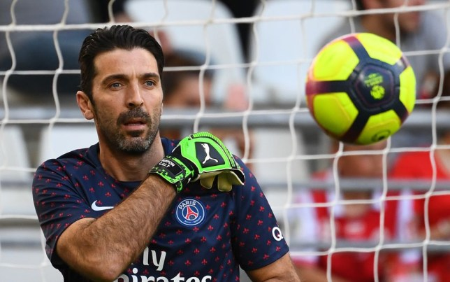 Leeds competing with Fluminense and Porto for shock Gianluigi Buffon move