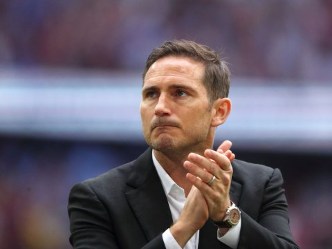 Derby County 'excuse' Frank Lampard from reporting back for pre-season training to continue Chelsea talks