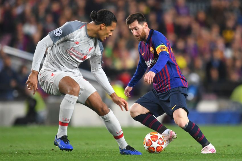 Jose Mourinho tells Virgil van Dijk how to beat Lionel Messi to Ballon d'Or