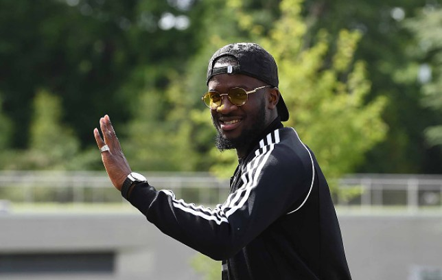 Tanguy Ndombele has been linked with a summer move with Tottenham and Manchester United interested