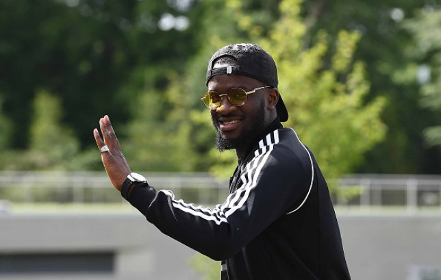 Tanguy Ndombele is set to join Tottenham