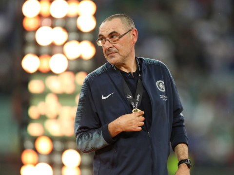 Chelsea turn down Maurizio Sarri's offer to remain and agree to Juventus move