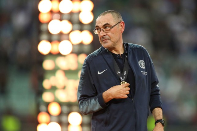 Maurizio Sarri appears destined to join Juventus after a tumultuous season at Chelsea