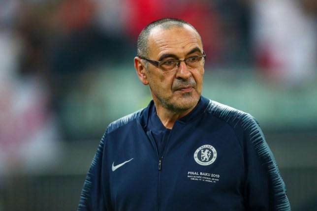 Jorginho would 'hate' to see Maurizio Sarri swap Chelsea for Juventus