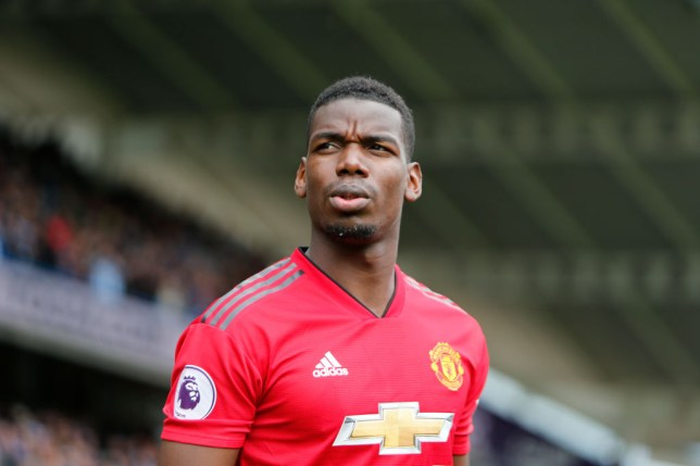 Paul Pogba says he wants to leave Manchester United