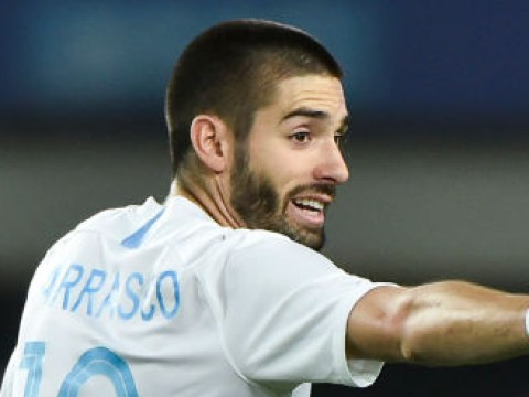 Arsenal transfer target Yannick Carrasco drops major hint over his future