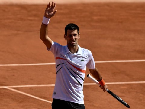 Novak Djokovic not concerned about future of tennis beyond Big Three