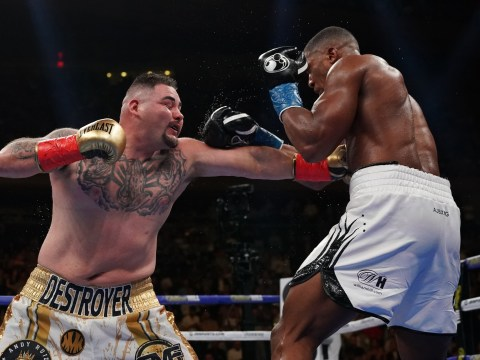 Anthony Joshua announces Andy Ruiz rematch will be in Saudi Arabia on December 7