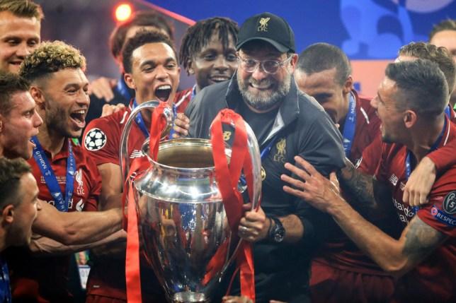 Jose Mourinho rates Liverpool's chances of defending the Champions League next season