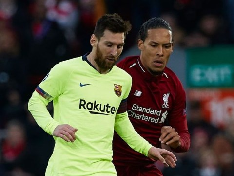 Virgil van Dijk or Lionel Messi? Jamie Carragher predicts who will win 2019 Ballon d'Or