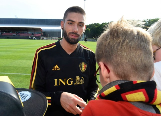 Arsenal are interested in signing £30m-rated Yannick Carrasco