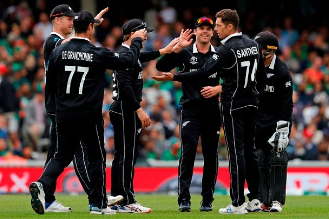 New Zealand have their first two Cricket World Cup matches
