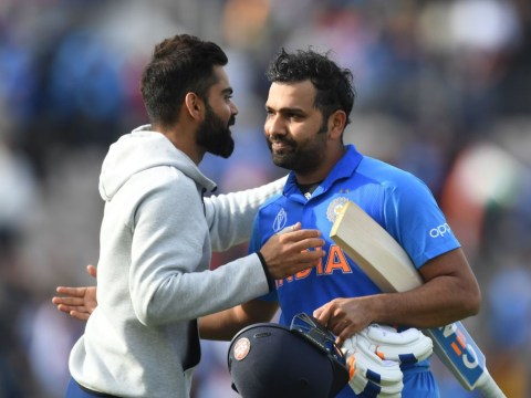 Double heartbreak for Rohit Sharma as he misses out on World Cup record after India exit