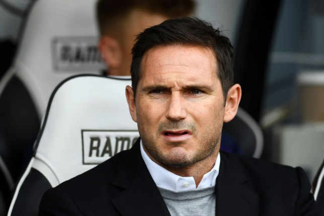 Frank Lampard is expected to join Chelsea as their new manager