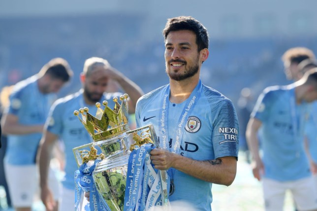 David Silva announces decision to leave Man City at the end of the season