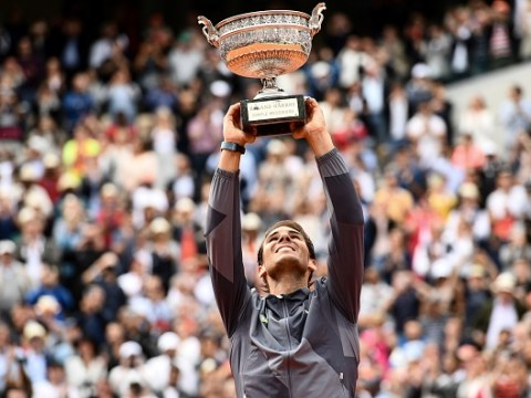 Rafael Nadal makes history by downing Dominic Thiem to win 12th French Open