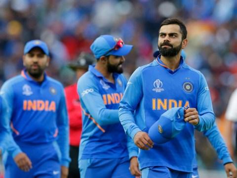 India captain Virat Kohli praised for defending Australia's Steve Smith at Cricket World Cup