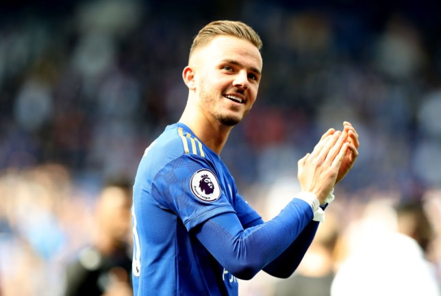 James Maddison is wanted by a host of clubs this summer