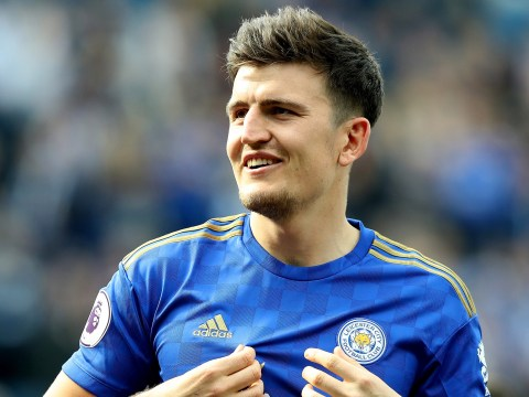 Harry Maguire tells friends he'll snub Manchester United to join Manchester City