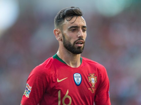 Manchester United handed boost in pursuit of £50m Bruno Fernandes as Spurs pull out