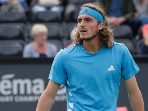 Stefanos Tsitsipas wants to end 'boring' Big Four Wimbledon domination