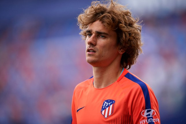 Antoine Griezmann wants to leave Atletico Madrid