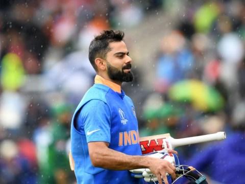 Virat Kohli breaks Sachin Tendulkar record in India's World Cup clash with Pakistan