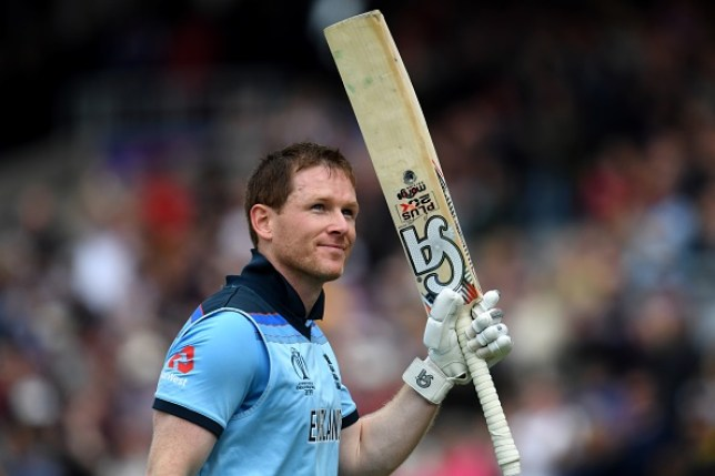 Eoin Morgan starred in England's Cricket World Cup victory over Afghanistan