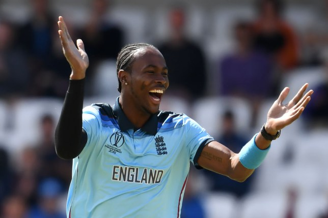 Jofra Archer has impressed for England at the Cricket World Cup