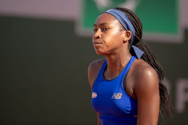 Serena Williams and Roger Federer rate 15-year-old Cori Gauff's Wimbledon chances