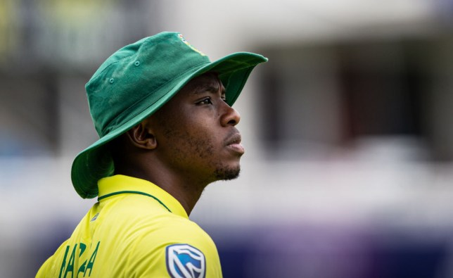 Kagiso Rabada has reacted to South Africa's World Cup exit