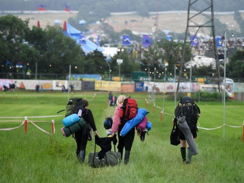 Glastonbury 2019 weather: Webcam live feed shows Worthy Farm as festival gets underway