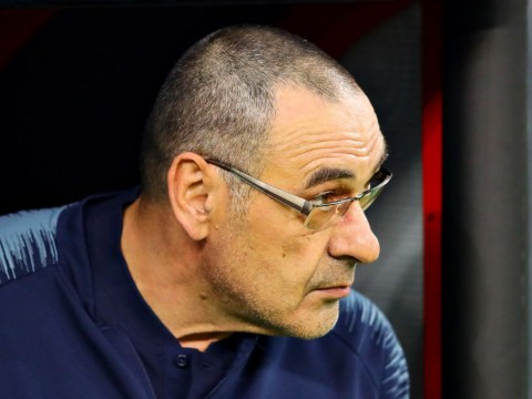 Maurizio Sarri drops biggest hint yet that he's set to leave Chelsea for Juventus