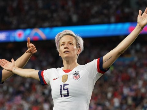 Megan Rapinoe dismisses Donald Trump criticism: 'He should have better things to do'