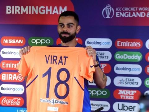 India captain Virat Kohli explains England's cricket World Cup struggles