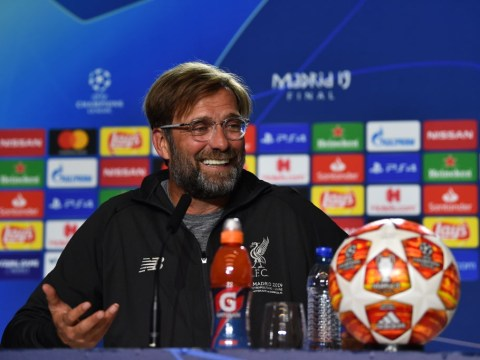 Liverpool manager Jurgen Klopp says he is not the reason for his woeful cup final record