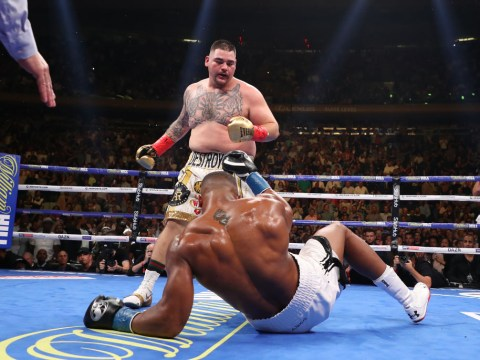 Andy Ruiz Jr shocks the world by dethroning champion Anthony Joshua in stunning victory