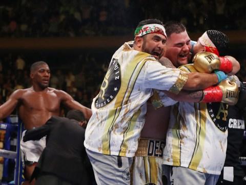 Anthony Joshua vs Andy Ruiz rematch talks have run into 'problems', claims Oscar De La Hoya