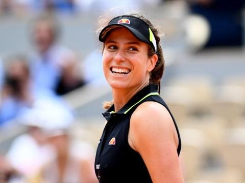 Billie Jean King believes French Open semi-finalist Johanna Konta is better than ever