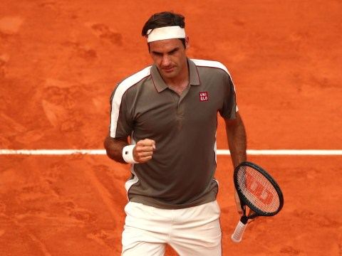 Roger Federer sets up Rafael Nadal clash at the French Open