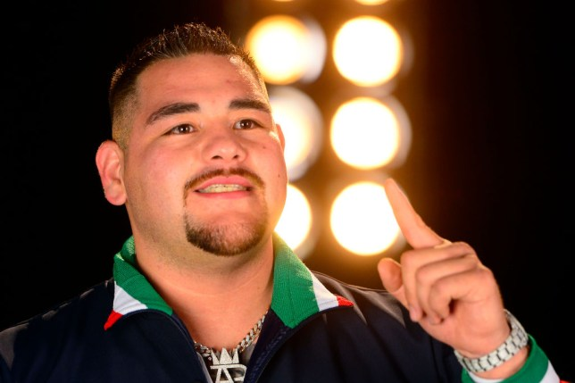 Andy Ruiz Jr. responds to Tyson Fury over WBO title claims