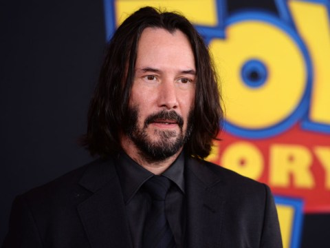 Massive Hollywood star Keanu Reeves landed Toy Story 4 Duke Caboom role during 'blind audition'