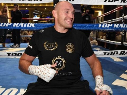 Frank Warren: Tyson Fury too mature to make Anthony Joshua's mistake against Tom Schwarz
